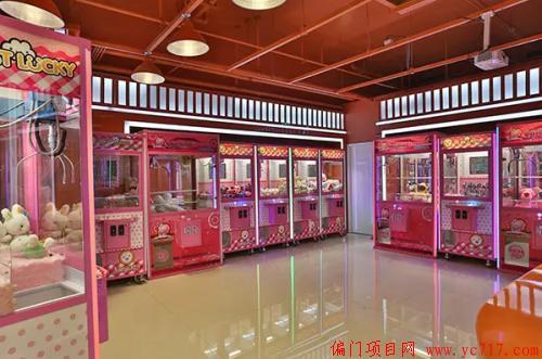 在县城开家抓娃娃店靠谱吗?如何突破收入的天花板?